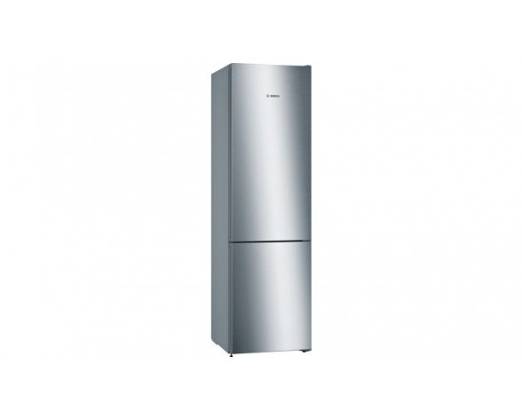 Bosch Serie 4 KGN39VIEA nevera y congelador Independiente 366 L Acero inoxidable