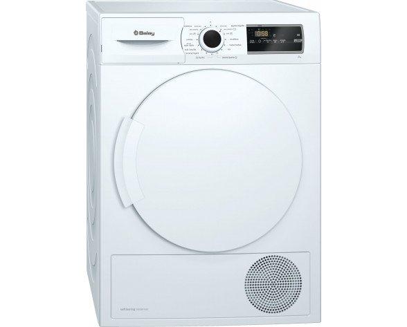 Balay 3SB985B secadora Independiente Carga frontal 8 kg A++ Blanco