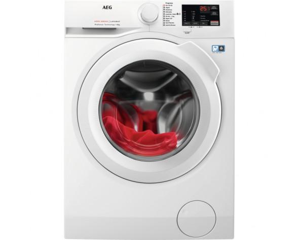 AEG L6FBI827 lavadora Carga frontal 8 kg 1200 RPM D Blanco