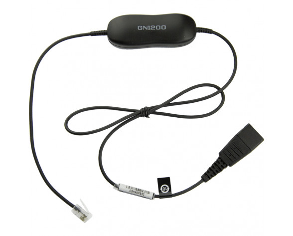 Jabra 88001-99 auricular / audífono accesorio Cable