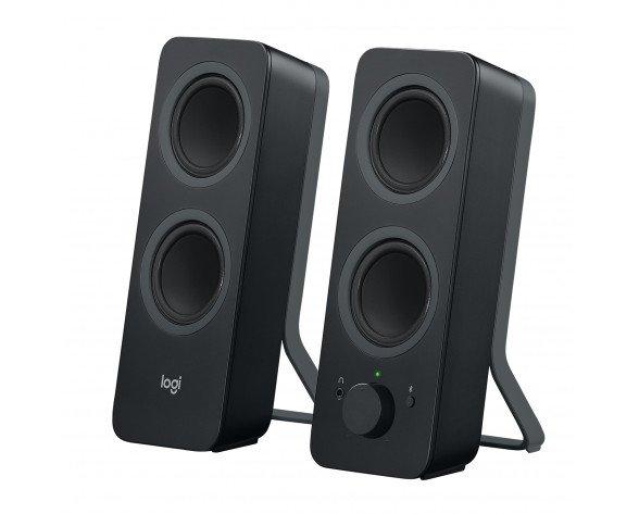 Logitech Z207 Negro Inalámbrico y alámbrico 5 W