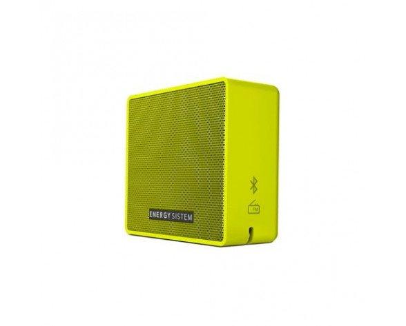 Energy Sistem Energy Music Box 1+ Mono portable speaker 5W Amarillo