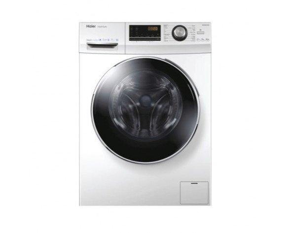 Haier HW80-B12636-IB lavadora Independiente Carga frontal 8 kg 1200 RPM A+++