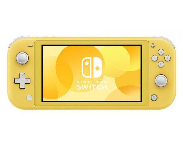 "Nintendo Switch Lite videoconsola portátil 14 cm (5.5"") 32 GB Pantalla táctil Wifi Amarillo"