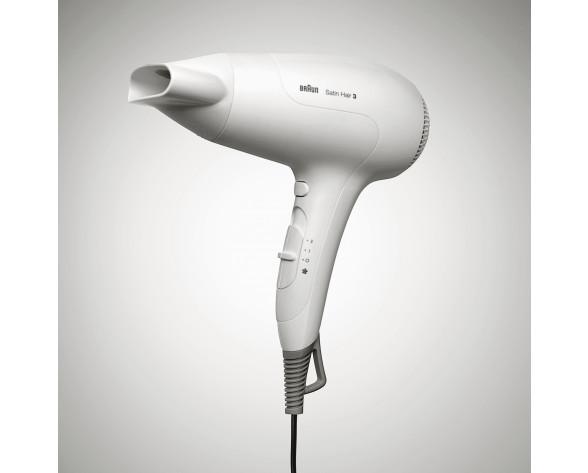 Braun Satin Hair HD 380 2000 W Blanco
