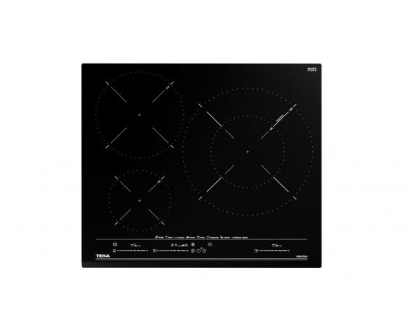 Teka IZC 63632 MST Negro Integrado 60 cm Con placa de inducción 3 zona(s)