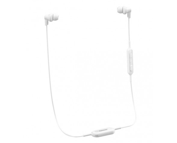 Panasonic RP-NJ300BE-W auricular y casco Auriculares Dentro de oído Bluetooth Blanco