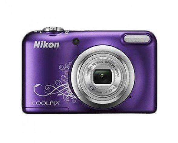 """Nikon COOLPIX A10 16.1MP 1/2.3"""" CCD 4608 x 3456Pixeles Púrpura"""