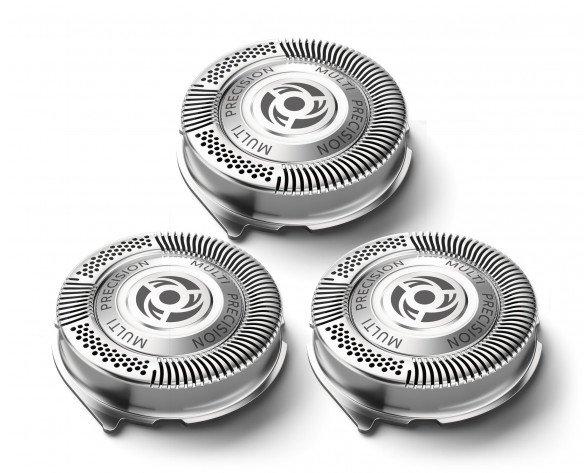 Philips SHAVER Series 5000 Cabezales de afeitado con cuchillas MultiPrecision