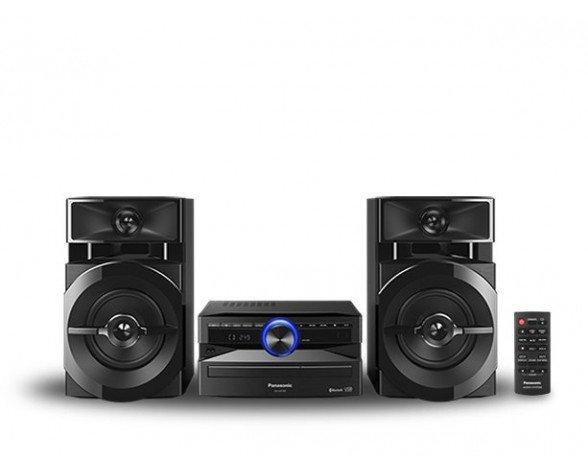 Panasonic SCUX100EK Minicadena de música para uso doméstico Negro 300 W