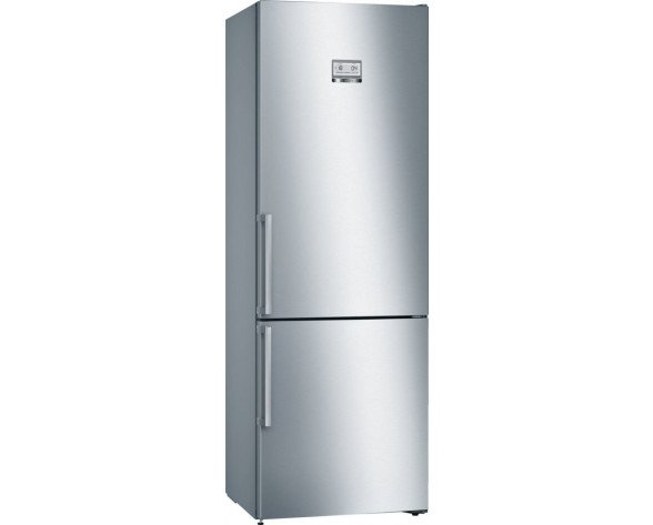 Bosch Serie 6 KGN49AI3P nevera y congelador Independiente Blanco 435 L A++