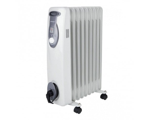 Orbegozo RA 2000 E Interior Oil electric space heater 2000W Color blanco