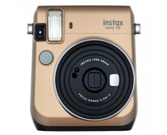 Fujifilm instax mini 70 62 x 46mm Oro cámara instantánea impresión