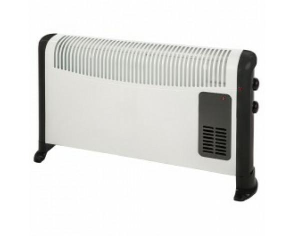 Soler & Palau TLS-501 calefactor eléctrico Interior Negro, Blanco 2000 W Convector