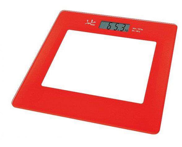 JATA 290 Báscula personal electrónica Plaza Rojo