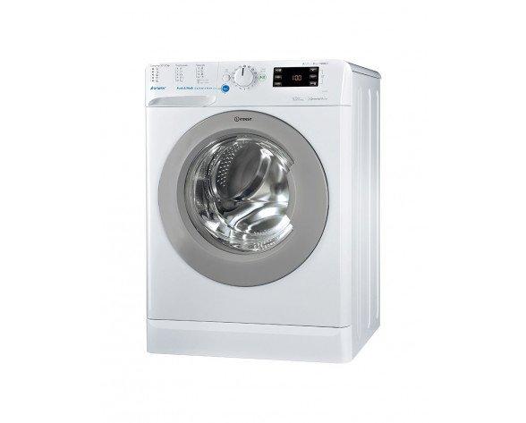 Indesit BWE 81284X WSSS EU lavadora Independiente Carga frontal Blanco 8 kg 1200 RPM A+++