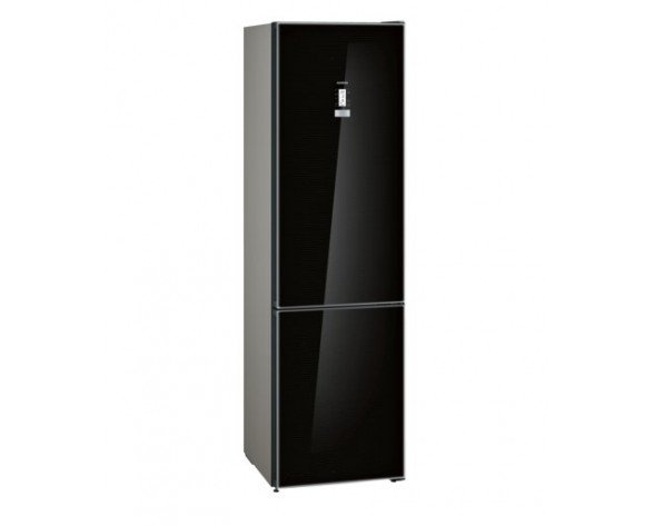 Siemens KG39FSB45 nevera y congelador Freestanding (placement) Negro 343 L A+++