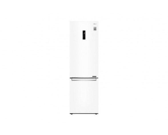LG GBB72SWDFN nevera y congelador Independiente 384 L D Blanco