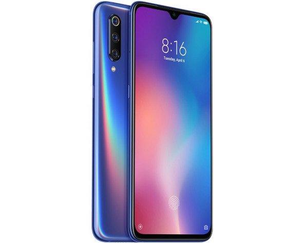 "Xiaomi Mi 9 16,2 cm (6.39"") 6 GB 128 GB SIM doble Azul 3300 mAh"