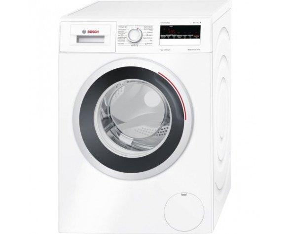 Bosch WAN24260ES lavadora Independiente Carga frontal Blanco 7 kg 1200 RPM A+++-10%