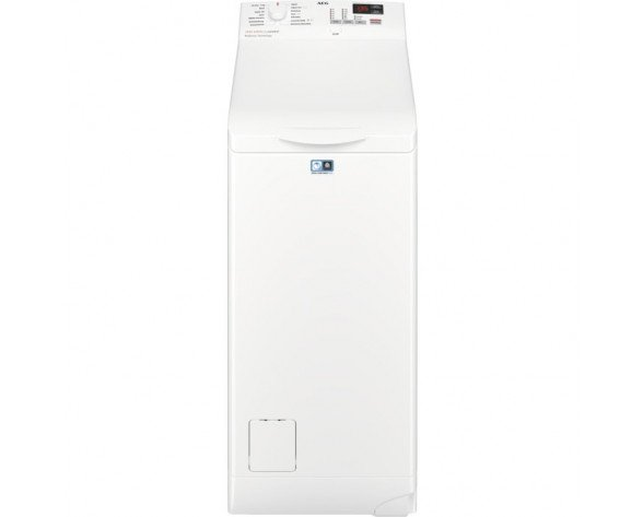 AEG L6TBK621 lavadora Independiente Carga superior Blanco 6 kg 1200 RPM A+++