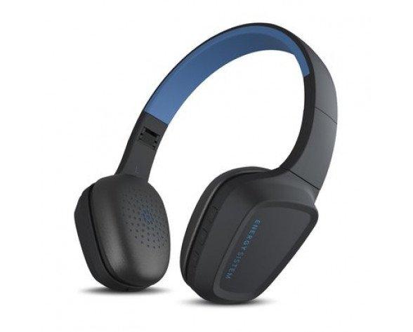 Energy Sistem 429226 headphones/headset Auriculares Diadema Negro, Azul