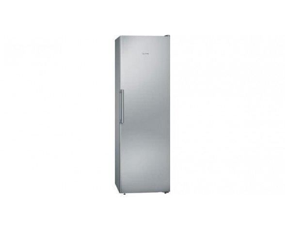 Siemens iQ300 GS36NVI3P congelador Independiente Vertical Cromo 242 L A++