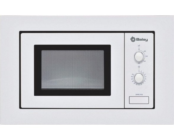 Balay 3WMB-1918 18L 800W Color blanco microondas