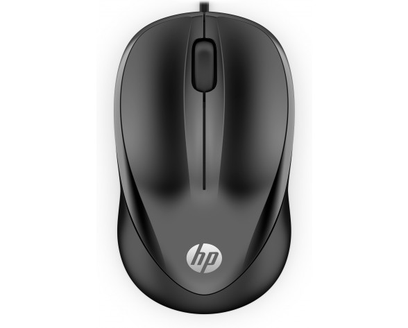 HP Ratón con cable 1000