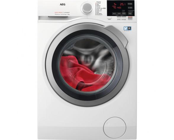 AEG L6FBG942P lavadora Carga frontal 9 kg 1400 RPM C Blanco