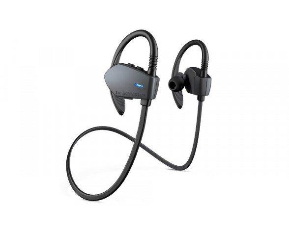 Energy Sistem Energy Earphones Sport 1 Bluetooth Auriculares gancho de oreja Negro, Grafito