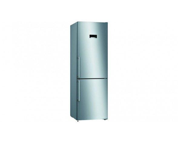 Bosch Serie 4 KGN36XIDP nevera y congelador Independiente 326 L D Acero inoxidable