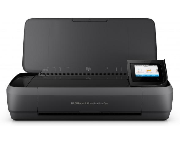 HP OfficeJet 250 Inyección de tinta térmica A4 4800 x 1200 DPI 10 ppm Wifi