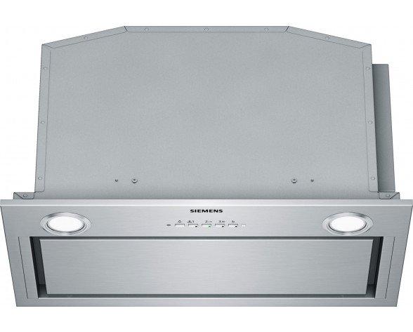 Siemens LB59584M campana 730 m³/h De techo Acero inoxidable A++