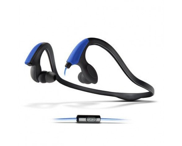 Energy Sistem Energy Earphones Running Two Neon Binaurale Diadema Negro, Azul