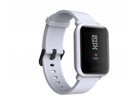 "Amazfit Bip reloj inteligente Negro, Blanco LED 3,25 cm (1.28"") GPS (satélite)"