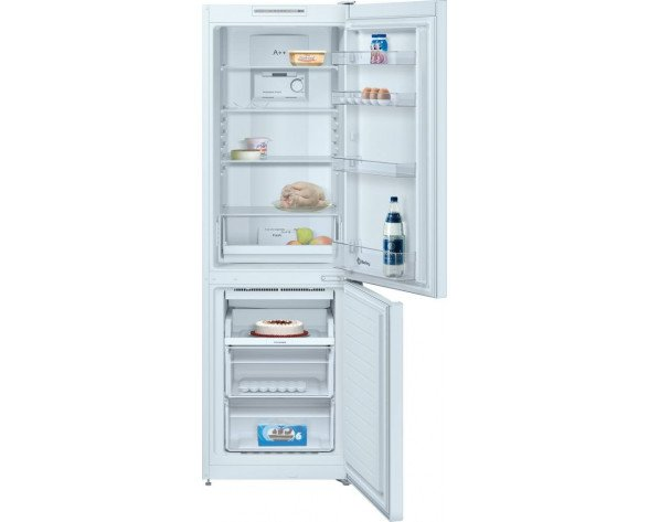 Balay 3KF6600WI nevera y congelador Independiente Blanco 302 L A++