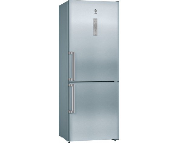 Balay 3KF6762XE nevera y congelador Freestanding (placement) Acero inoxidable 295 L A++