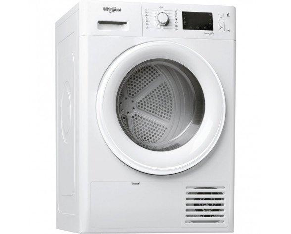 Whirlpool FT M22 9X2 EU secadora Independiente Carga frontal Blanco 9 kg A++