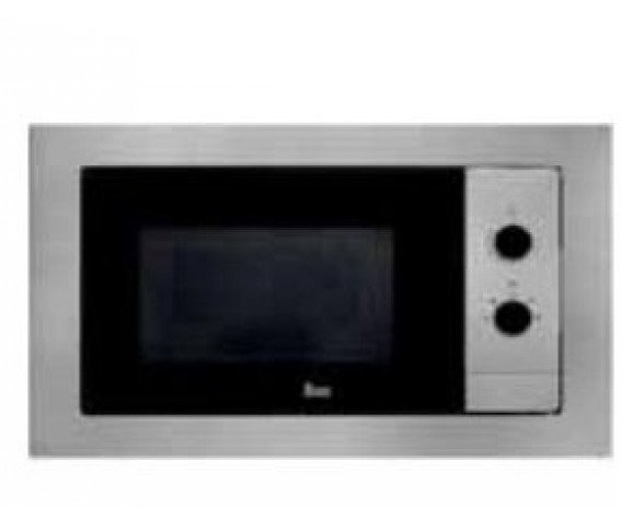 Teka MB 620 BI Integrado 20L 700W Negro, Acero inoxidable