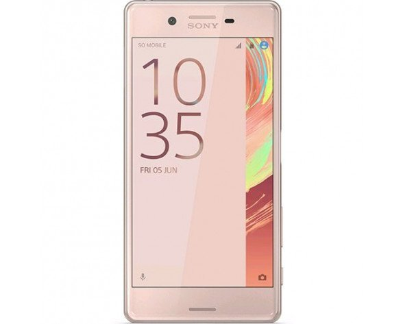 Sony Xperia X SIM única 4G 32GB Oro rosado smartphones