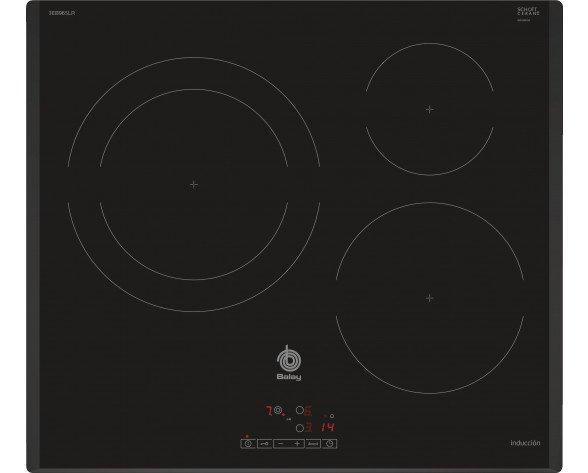 Balay 3EB965LR hobs Negro Integrado Con placa de inducción 3 zona(s)