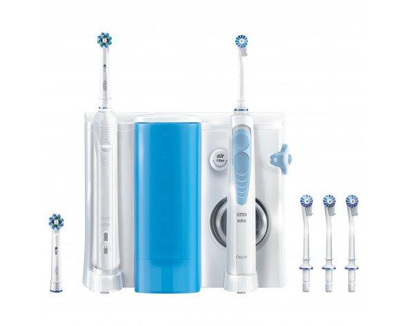 Oral-B PRO 80308727 cepillo eléctrico para dientes Adulto Cepillo dental oscilante Blanco