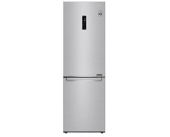 LG GBB71NSDFN nevera y congelador Independiente Acero inoxidable 341 L A+++