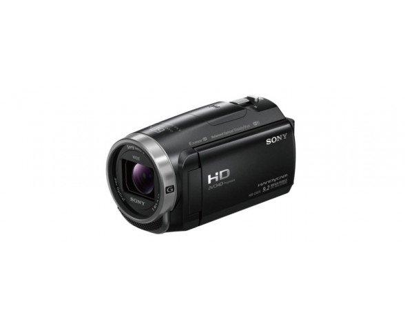 Sony HDR-CX625B 2,29 MP CMOS Videocámara manual Negro Full HD