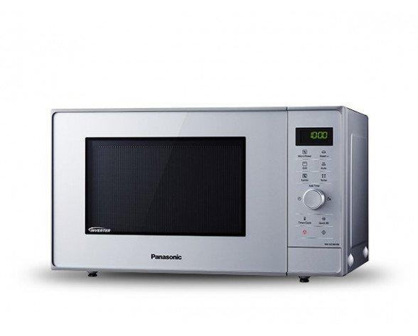 Panasonic NN-GD36HMSUG microondas Encimera Microondas combinado 23 L 1000 W Plata