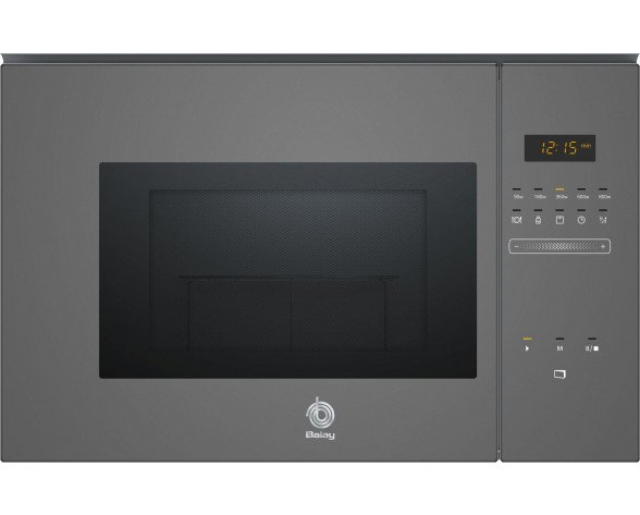 Balay 3CG5172A0 Integrado Microondas combinado 20L 800W Gris microondas