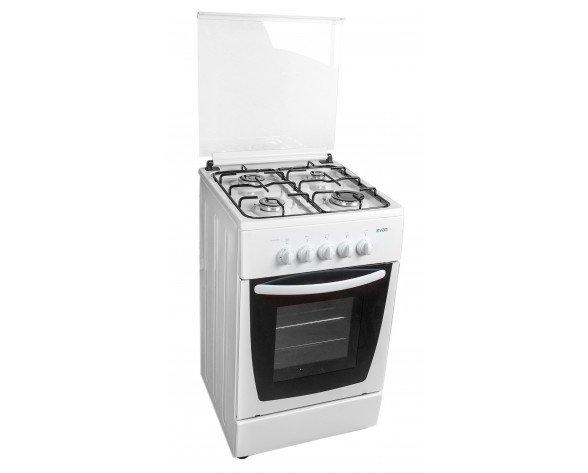 SVAN SVK5502GCB Independiente Gas hob Color blanco cocina