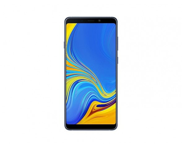 """Samsung Galaxy A9 16 cm (6.3"""") 6 GB 128 GB SIM doble Azul 3720 mAh"""