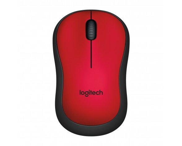 Logitech M220 ratón RF inalámbrico Optical 1000 DPI Ambidextro